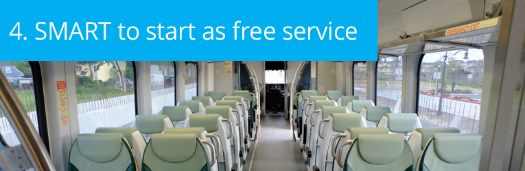 4. SMART to start as free service